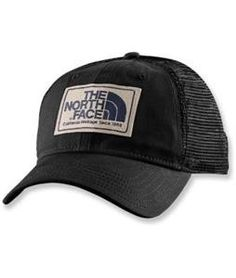 The North Face Mudder Trucker Cap TNF Black Mens One Size North Face Cap cffdeee881