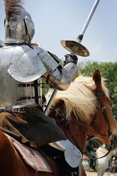 Knights of Valour - Full contact jousting