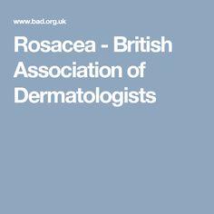 Rosacea - British Association of Dermatologists