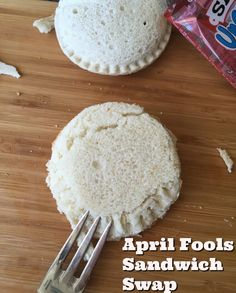 April Fools Day Lunch trick is a great prank for the kids.