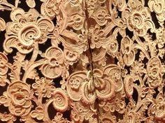 17世紀 ポワン・ド・ヴニーズ : アンティークレース入門