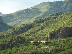 Ventana Canyon Vacation Rental - 3 BR Tucson House in AZ, Magical Private Mountain Estate in Ventana Canyon