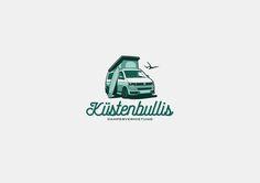 KÜstenbullis Campervermietung logo