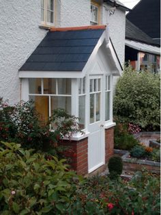 Eco-DIY and Building Advice: The love of a good porch