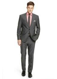 Wedding suits - dark grey