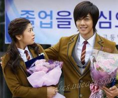 kdrama, playful kiss, and cute image Playful Kiss, Korean Drama Best, Kim Joong Hyun, Korean Shows, Suspicious Partner, Park Bo Young, Jung So Min, Tv Watch, Drama Korea