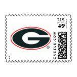 """G"" Postage Stamp"