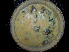 Tofu quiche 2 This is quick and easy to make. When I lived in Maui I would make this recipe. It 's delicious.