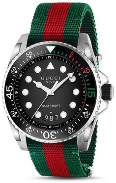 Gucci Dive Watch, 44mm