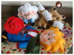 Giuliana - Original Handmade: Brinquedos Artesanais