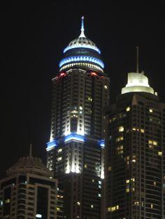 Princess Tower  in Dubai  Marina