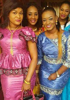 Bazin senegalese ~DKK ~ Latest African fashion, Ankara, kitenge, African women dresses, African prints, African men's fashion, Nigerian style, Ghanaian fashion.