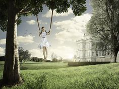 Biosline Campaign by Federico Chiesa, via Behance