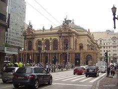 Teatro Municipal de São Paulo (SP)