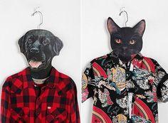 Bem Legaus!: Cabides animais