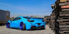 Buy Ferrari Forged 458 Wheels Black Pirelli Tires at online store Ferrari Italia 458, Ferrari 458, Supercars, Pirelli Tires, Liberty Walk, Sweet Cars, Car Tuning, Pontiac Gto, Car Photos