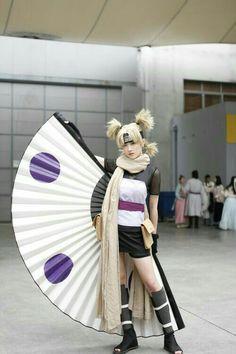Temari Cosplay, Cosplay Anime, Epic Cosplay, Naruto Cosplay, Cute Cosplay, Amazing Cosplay, Cosplay Outfits, Cosplay Girls, Naruto Fan Art