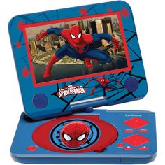 Lexibook Spider-Man Player - Walmart.com