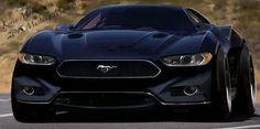 2015 Mustang Mach 5 Concept - Yes Please! No Ecoboost engine either thank sports cars sport cars cars cars vs lamborghini Maserati, Bugatti, Ferrari F80, 2015 Mustang, New Mustang, Mustang Cobra, Black Mustang, Roush Mustang, Mustang Bullitt