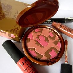 What's your NYX favorite for contouring? @hennysapi's is our Tango with Bronzing Powder in 'When Leopard Gets a Tan'!