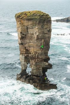 great spot for climbing!