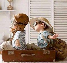Post  #: ❝Quando vejo uma criança, ela inspira-me dois sent...
