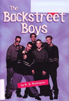 Vintage Backstreet Boys
