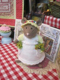 Primrosefrom the enchanting stories of Brambly by dollsandbunnies, $39.00