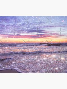 """""""Ocean Vintage Sparkly Aesthetic"""" Tapestry by ind3finite   Redbubble Tapestry Bedroom, Wall Tapestries, Tapestry Wall Hanging, Thing 1, Ocean, Tapestry Design, Wall Art, Textile Prints, All Print"""