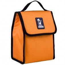 Kids Lunch Box & Bags: Bengal Orange Munch 'n Lunch Bag