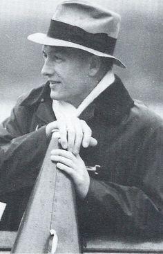 University Of Washington Rowing Eight who won at the 1936 Berlin Olympics. Al Ulbrickson – Coach