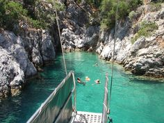 Gulet cruise in Turkey