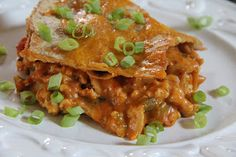 One Pound Meals:  Quick Mexican Casserole