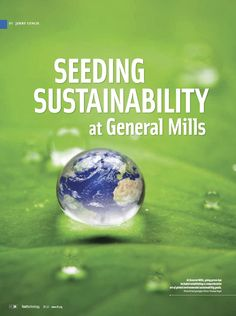 Seeding Sustainability at General Mills