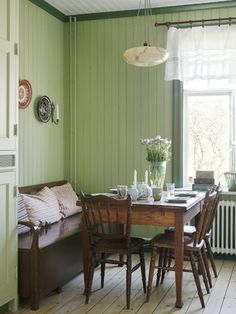 Decorating with Green Walls, Accents, and Accessories | Sage green ...