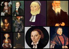 Lucas Cranach Collage VI (portrait)