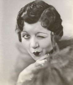 Mae Questel, American actress and vocal artist best known for providing the voices for the animated characters, Betty Boop and Olive Oyl