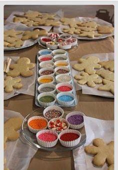 Children's Christmas Cookie Workshop