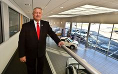 Business experience gives a different perspective for incoming Senate president