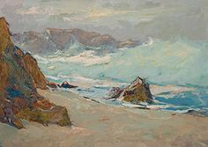 S.C. Yuan from the Monterey Museum of Art's Permanent Collection, a selection of paintings on view, ongoing, beginning 2-12-15