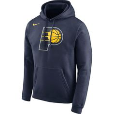 Women/'s KRONK Two Colour Iconic Detroit Pullover Hoodie Navy
