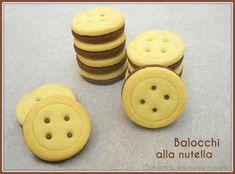 I Balocchi alla nutella sono di una finezza indescrivibile, semplicissimi da preparare e meravigliosi da gustare.
