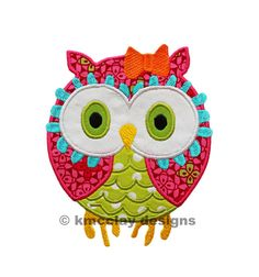 Winter Bird applique. Machine Embroidery by KmcclayApplique