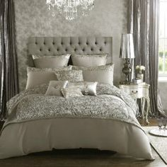 Kylie Minogue Amelia Truffle Bedding ONLY available at BHS. This ...