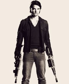 Connor Temple...admittedly the main reason I watched Primeval till its end...<-- but there were so many reasons!