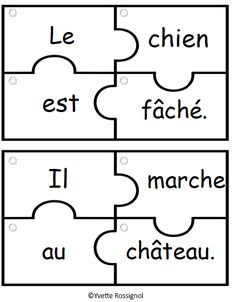 "Tons of fun activities to accompany a cute poem a ""Drôles d'animaux"" French Teaching Resources, Teaching French, Teaching Ideas, Teacher Tools, Teacher Resources, First Day Activities, Fun Activities, Communication Orale, French Poems"