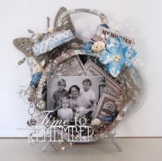 alarm clock *Imaginarium Designs* - Scrapbook.com