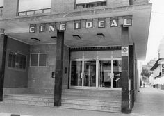 Antiguo cine Ideal