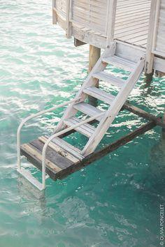 Sofitel Bora Bora Marara Beach Resort Olivia Poncelet Paradise Travel Sea Pastel Dream room lagoon