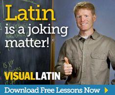 Visual Latin curriculum